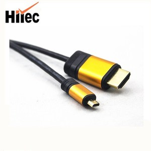 High speed version 1.4 hdmi a to c cable