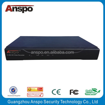 Guangzhou Anspo High Quality Cheap Price 8 Channel HDMI DVR AHDVR Digital Video Recorder