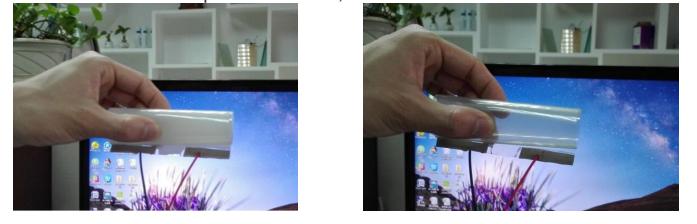 2018 nieuwe aankomst lijm beschermende Auto glas film