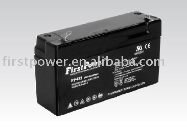 FirstPower Standard Series FP432 batteries
