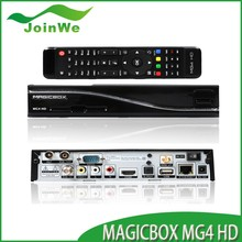 2015 Newest TV Receiver MAGICBOX MG4 HD DVB-S2/T2/C multi smartcard reader triple tuner receiver same as sunray sr4 triple tuner