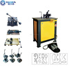 EL-DW16D wrought iron scroll bending machine
