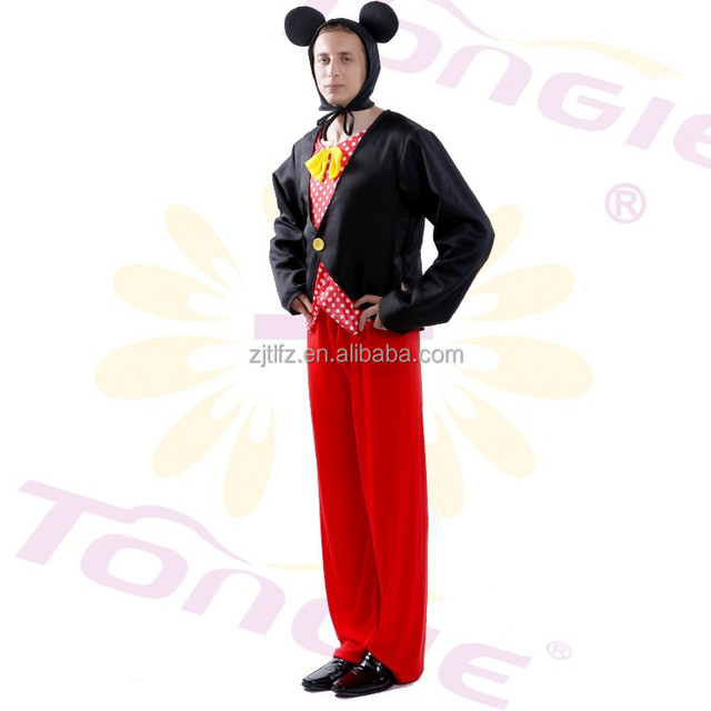 Adult man mickey funy animal mouse carnival cosplay costumes with high quality  sc 1 st  Alibaba & mickey mouse costumes adults-Source quality mickey mouse costumes ...