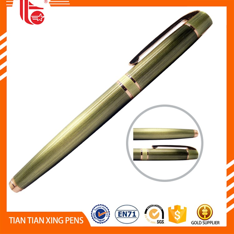 Top Quality Cheap Custom Luxury Pen With Logo