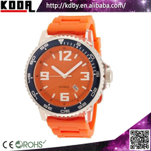 New Model Transparent Automatic Watch Plastic Silicone Watch