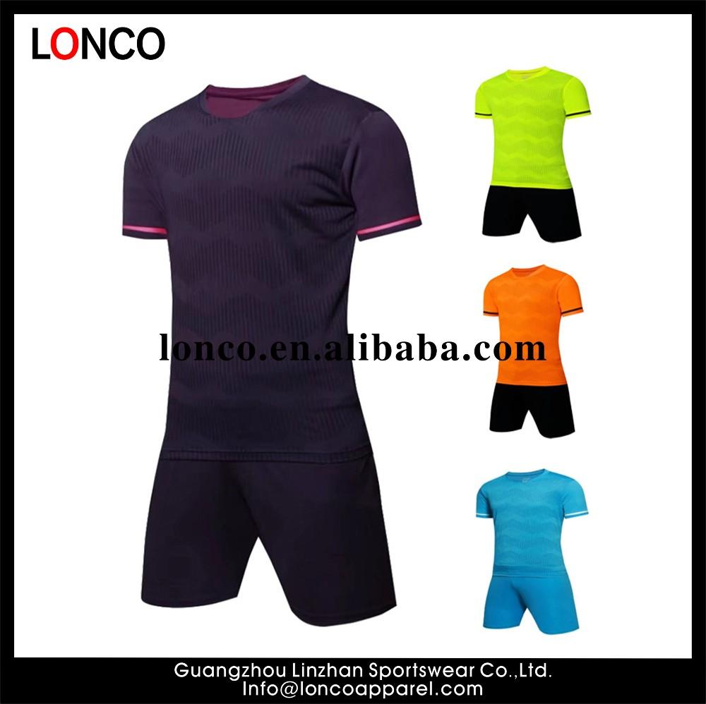 2017-2018 deportiva último diseño sublimación fútbol del equipo del club  uniformes Set 5edc9a6dff127