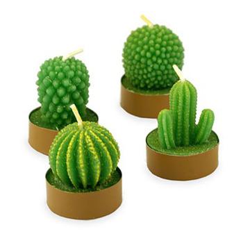 I Am Stuck On You Cactus Wedding Favors Candles Buy Wedding