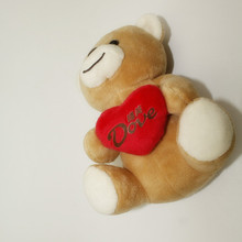 cheap promotion gifts type and sweetie bears plush toys for Valentine's Day