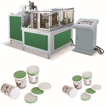 Paper cup automatic diary cover making machine
