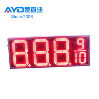 USA High Quality Hot Sale 16inch 889/10 Electronic Gas Price Sign LED Wholesale