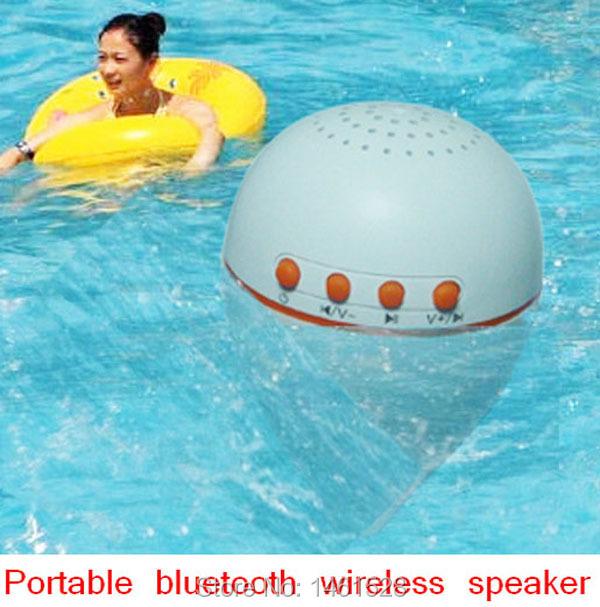 Waterproof bluetooth speaker wireless bluetooth speaker - Waterproof speakers for swimming pools ...
