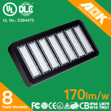 UL DLC TUV SAA CE ROHS Excellent Quality 170LM/W IP65 Submersible 40-400W Outdoor LED Flood Light