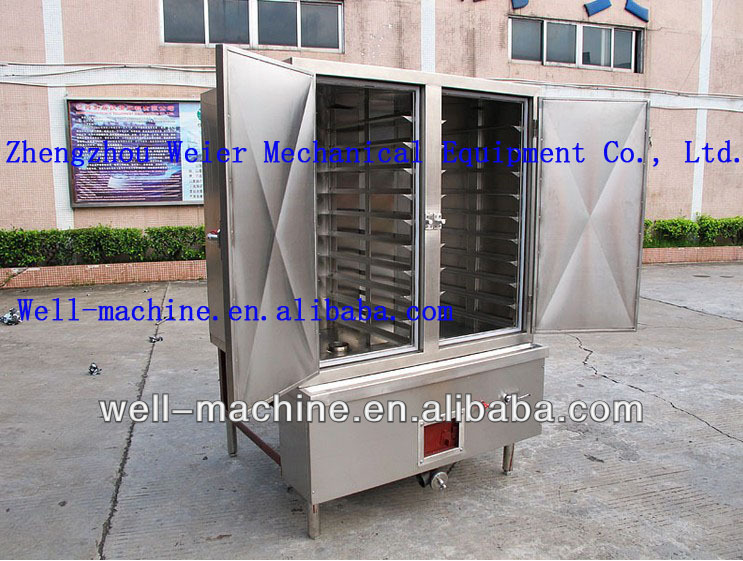 Weier Commercial Steamed Rice Ark,Gas Steamer Cabinet,Chinese Bun ...