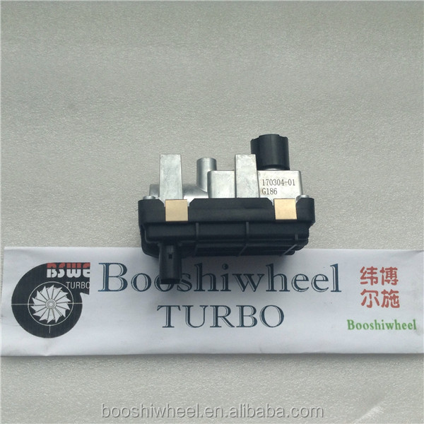G-186 712120 electric actuator G-186 712120 6NW008412 in wuxi booshiwheel factory
