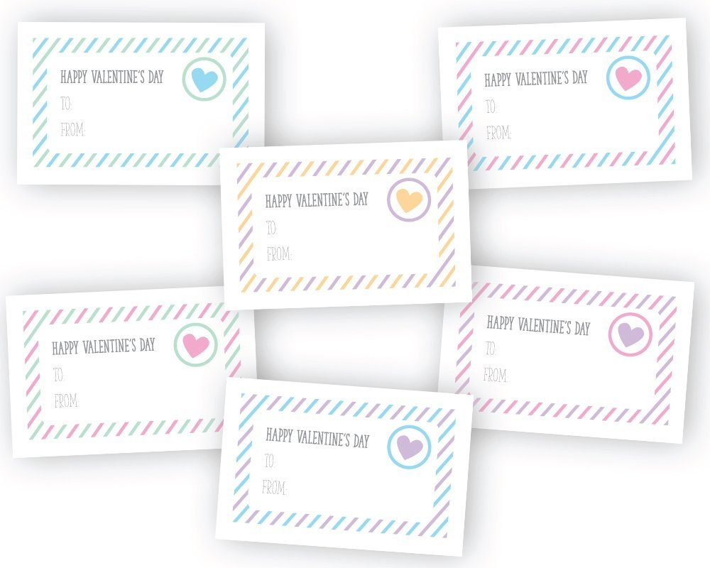 Buy Love Letters Classroom Valentines Day Exchange Cards 48 Cards