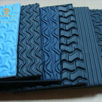 Durable High Density EVA Shoe Sole Sheet For Outsole
