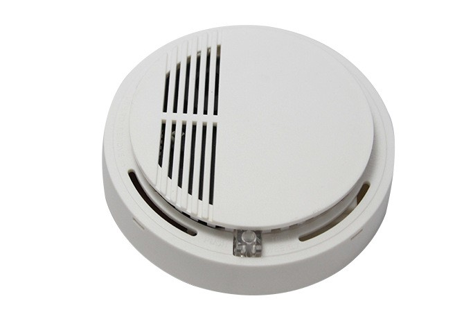 Factory Price Independent Usage Smoke Detector (kindle Fire Alarm