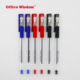China new model soft grip hold wholesale to Company stick ball point pen