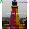 High Quality PVC Octopus inflatable rock climbing wall