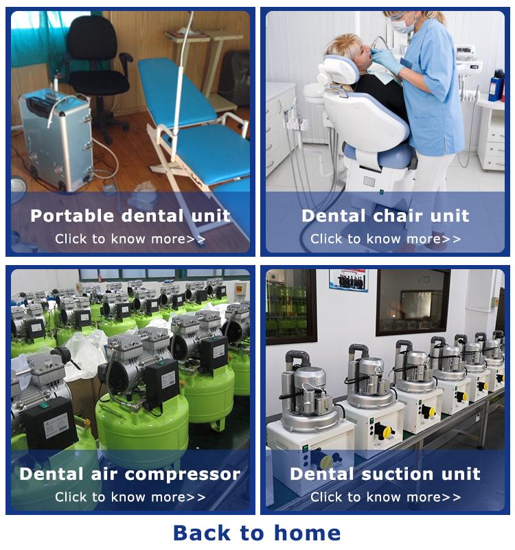 Opération facile autonome Unité de Simulation Dentaire Portable