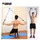 Resistance Bands Ropes Leg Extension Leg Shaper Exercise Machine Leg Stretcher