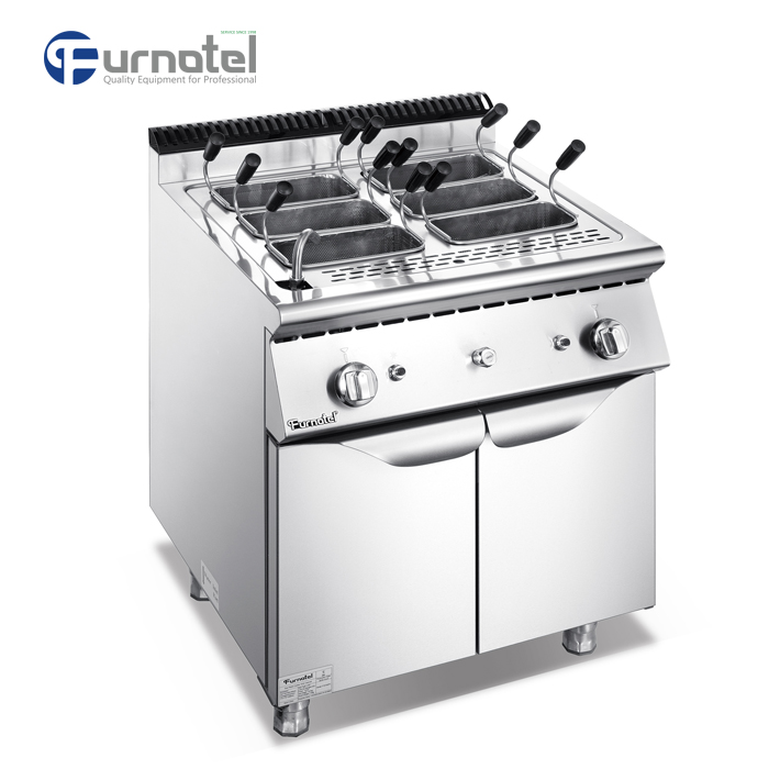 2017 Furnotel Commercial Industrial Electric/Gas Noodle Boiler Pasta Cooker Machine