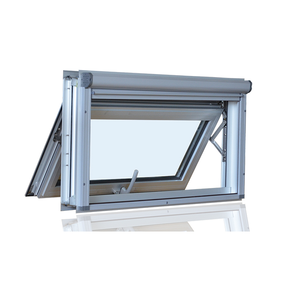 New products Aluminum Roof Skylight Awning Window and hurricane proof windows