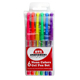 CMB 6 Color Neon Gel Pen Set | These are Quality Gel Ink Pens |