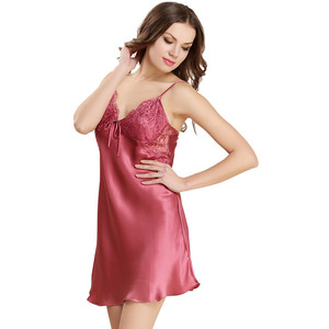Satin Sexy Women Hot Sleepwear b68fbb4e5