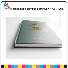 Best color hardcover book printing in China