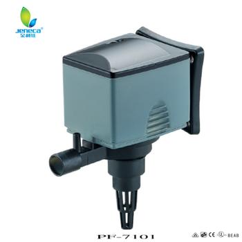 pf 7101 aquarium fish tank multifunctional internal powerhead filter