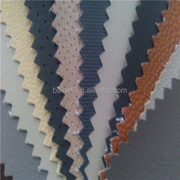 wholesale factory price elegant appearance soft pvc synthetic leather for bags and shoes making