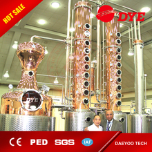Daeyoo alcohol distillation equipment for brandy