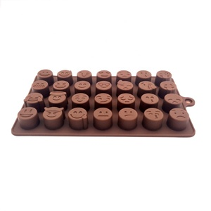 Sweettreats Cake Chocolate Cookies Ice Cube Soap Silicone Mold Tray Baking Mold