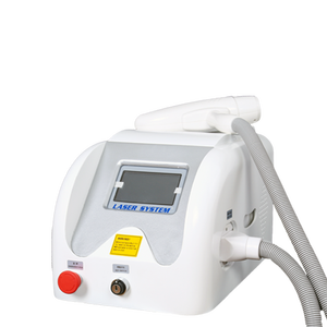 Best price Q Switch ND YAG Laser For Tattoo Removal machine 1064 nd yag 532 nm/machine tattoo removal medical instrument