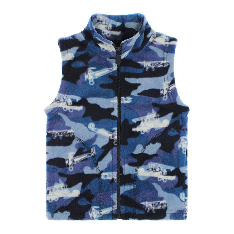08bf118a89e7 Cheap Kids Fleece Vest