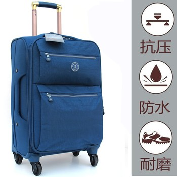 Travelling Polyester Soft Luggage Bags And Travel Car Luggage With ...