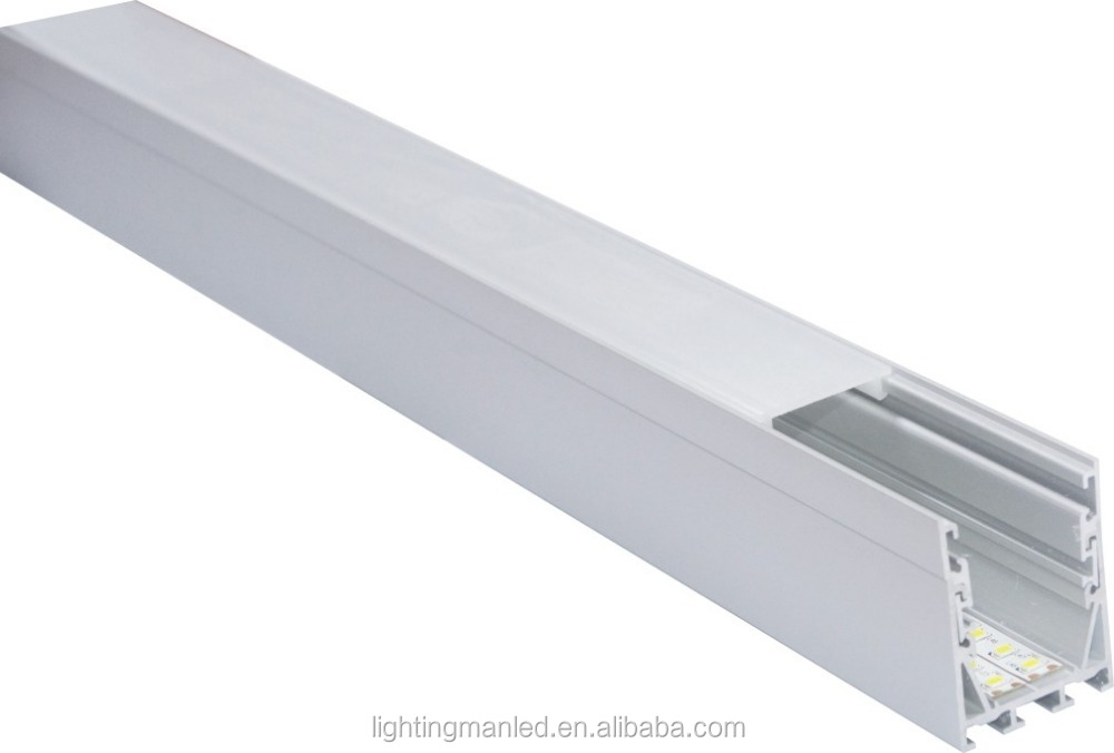 Main Lighting linear ic chip led driver,aluminum light box profile