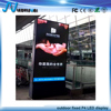 Outdoor fixed double side led advertising display player p4 led front service led screen