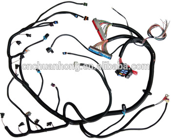 Vortec Motor 5 3L Mechanical Throttle Body_350x350 vortec motor 5 3l mechanical throttle body standalone wiring harness