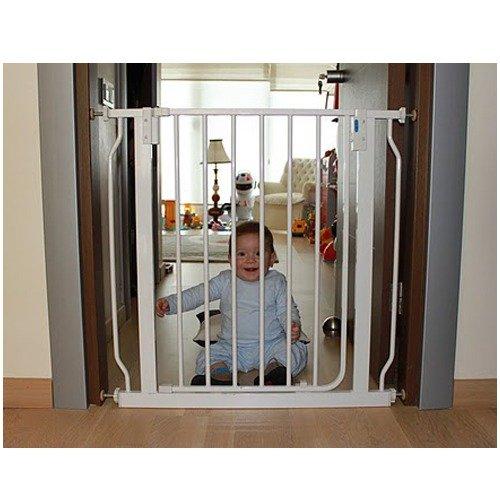 Beb puerta de seguridad del beb juegos para bebes - Puertas seguridad bebes ...