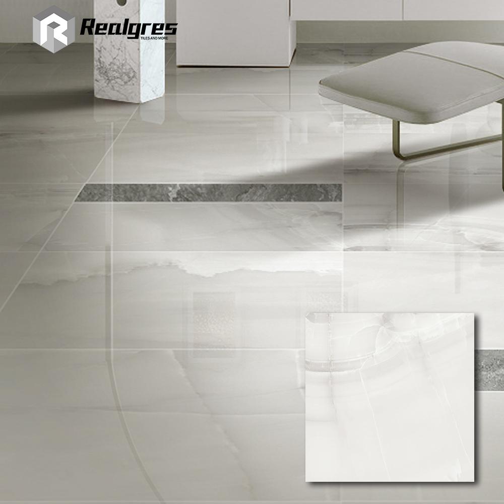 Lanka Tiles Image Light Gray Ceramic
