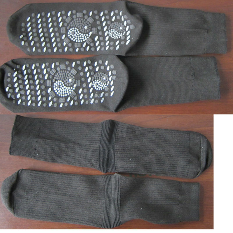 tourmaline health sock provides good warmness antibacterial