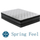 Hostel Furniture Bed Soft Bed Frame double Fabric Bed