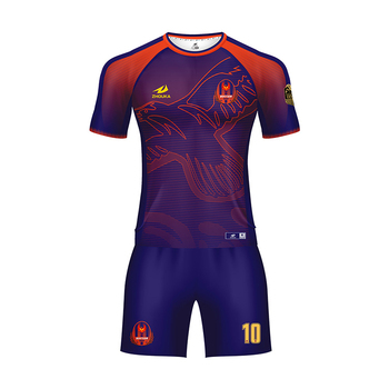 798e60baecd 2018 Sports Kits New Design Maker Soccer Uniform Adult Jersey Set Creator  Plain Men Football Team