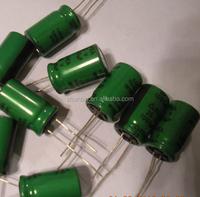 100% Taiwan Manufacturer of Various Type Aluminum Electrolytic capacitors