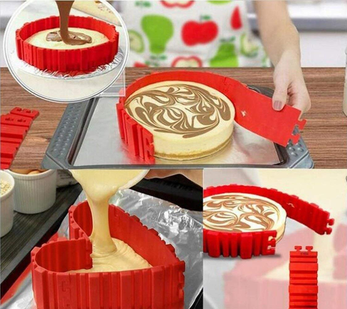 Neaer Multi Modeling Custom Made Decorative Cake Mold For Kitchen Baking Tools