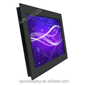 IP65 NEMA 4X Waterproof Explosion Proof 22 inch Computer Monitor Industrial Panel Mount Touch screen LCD Display