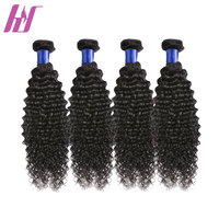 HOT!!Wholesale Alibaba Brazilian Hair Extension Best Selling Products Human Hair Extension Cheap Virgin Brazilian Deep Wave Hair