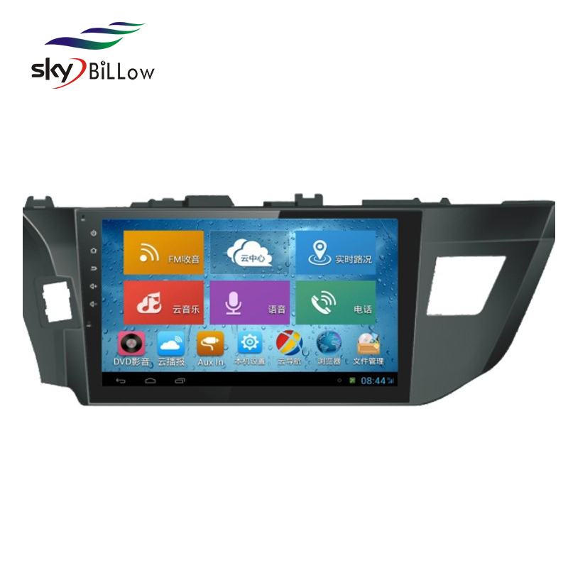 Wholesale 1024x600 Pixels <strong>Car</strong> GPS DVD Player with 3G Wifi Bluetooth for <strong>Toyota</strong> Ralink